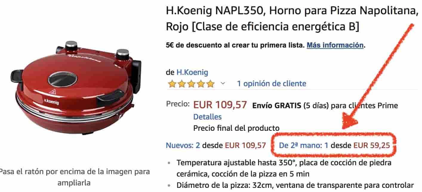 H.Koenig NAPL350 comprar