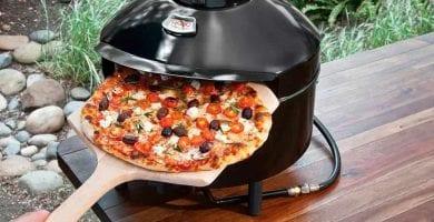 horno para pizza portatil