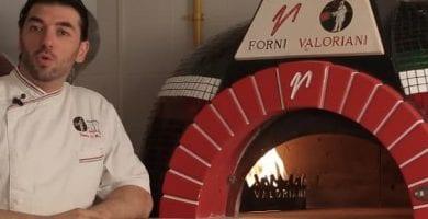 hornos para pizza a gas